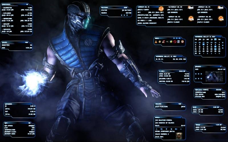 Sub-Zero(V1)