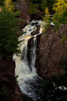 Brownstone Falls