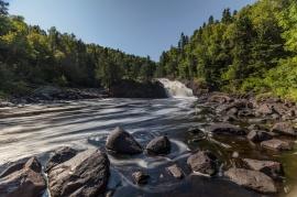 Cascade Falls Minnesota