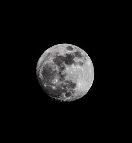 Moon @ 96%