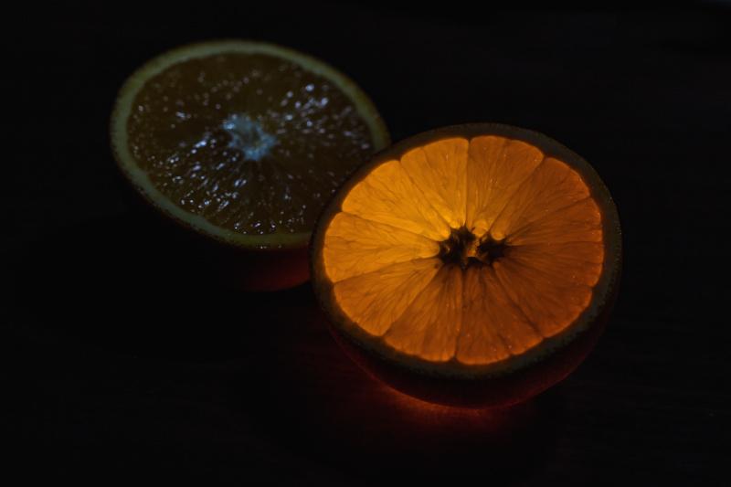 Illumination Orangeification