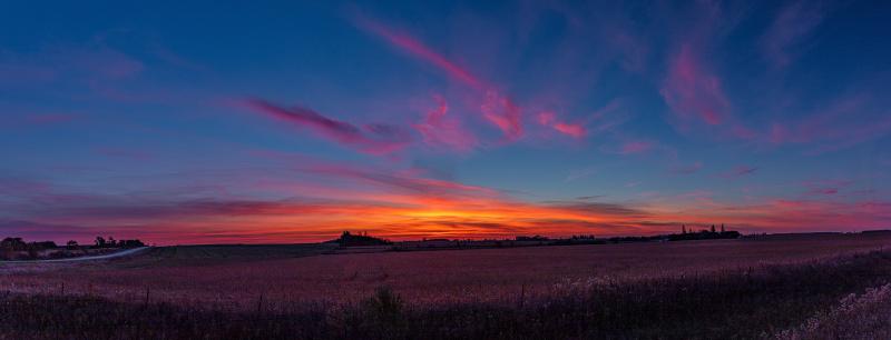 Sunrise Iowa