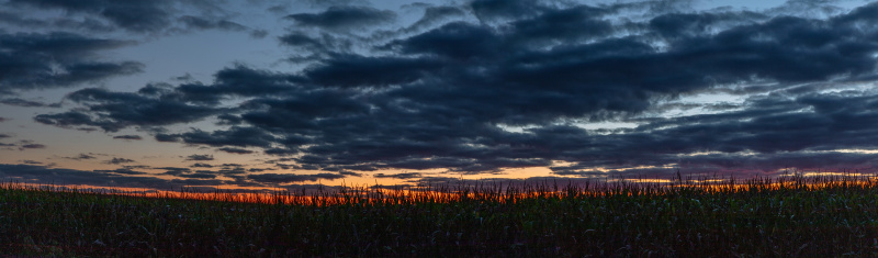 Evening...Iowa