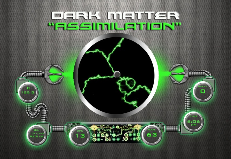 Dark Matter - Assimilation