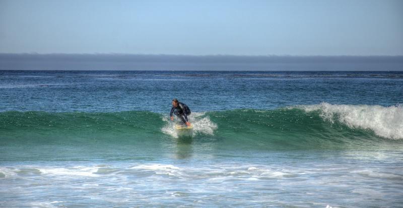 Carmel Surfer