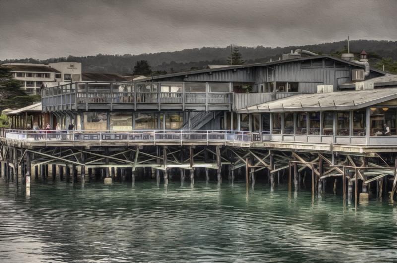 Fishermans Wharf-Monterey