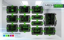 Mechanism Advanced Appliance - Photonic Green