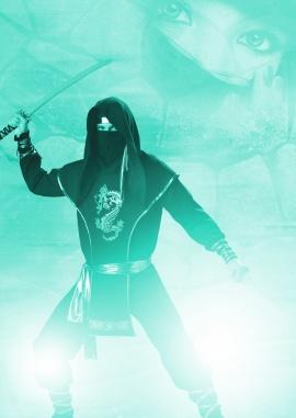 Great Ninja by devrakesh
