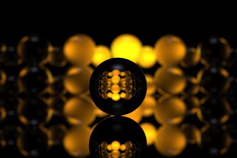Gold Blur