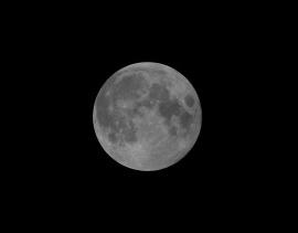 Full Moon October 2013