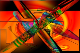 Bold Abstract