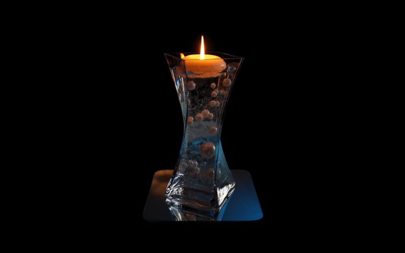 Candle Wallpaper 1920 X 1200