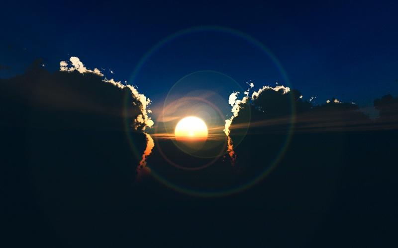 clouds cleavage