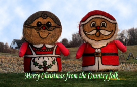 Country Folk Xmas