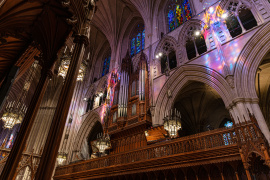 National Cathedral Pipe Organ