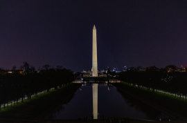 Washington Monument @ Night