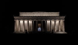 Lincoln Memorial @ Night