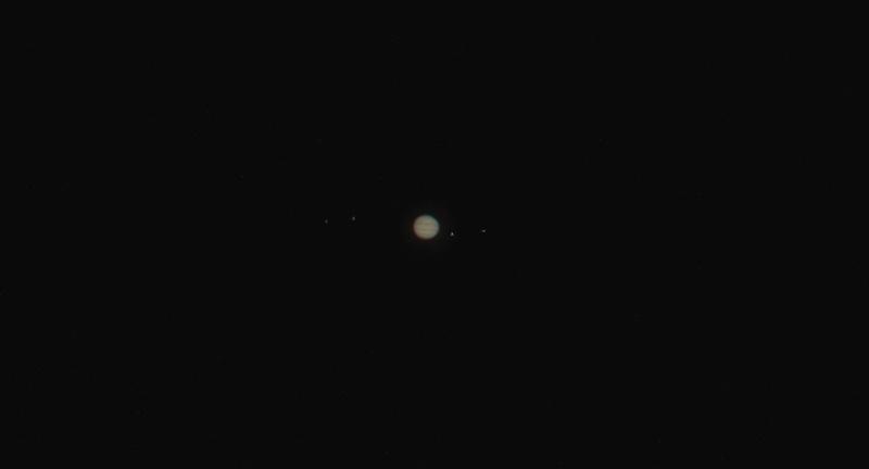 Jupiter August 3, 2020