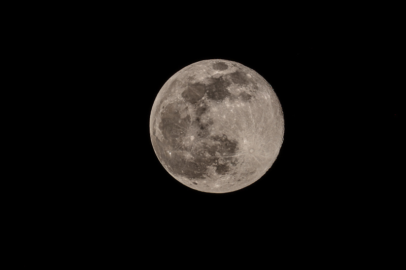 Full Moon March 28, 2021