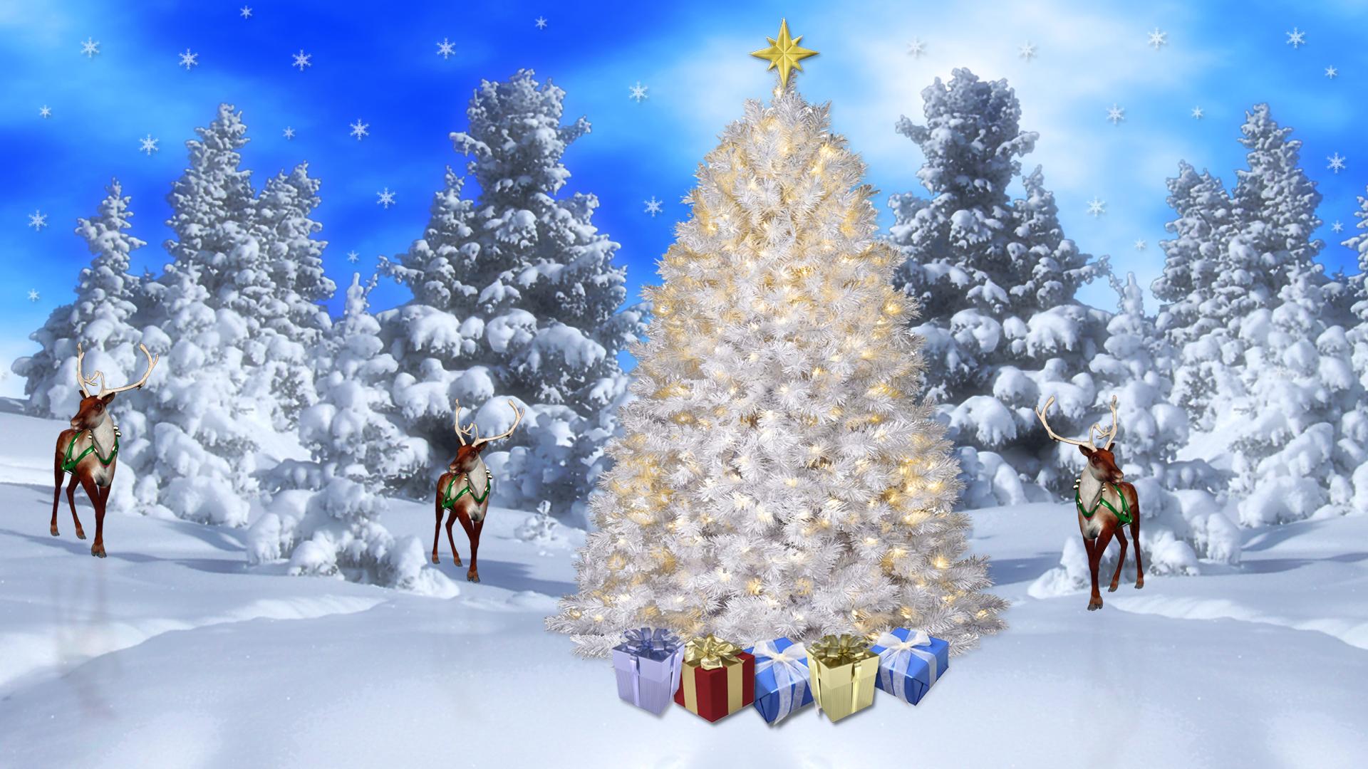 Wilderness Christmas White