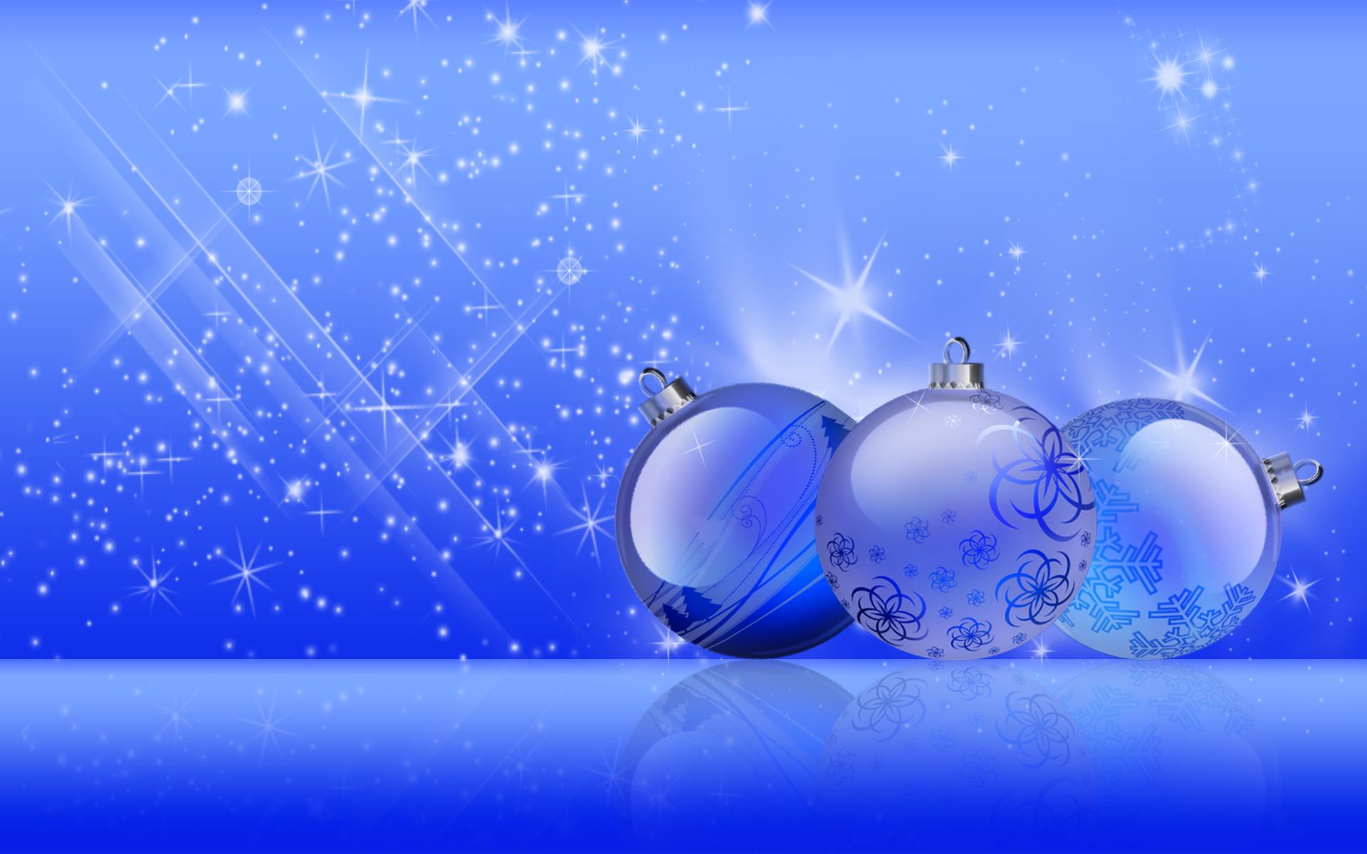 christmas blue shine - Christmas Blue